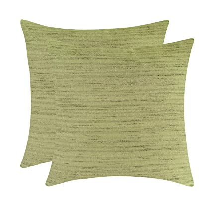 Miraculous The White Petals Olive Green Throw Pillow Covers For Sofa Couch Bed 20X20 Inch Pack Of 2 Ibusinesslaw Wood Chair Design Ideas Ibusinesslaworg