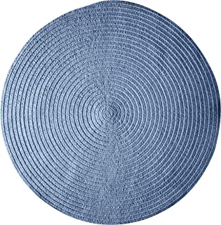 product image for Colonial Mills Spring Meadow Area Rug 3x3 Petal Blue