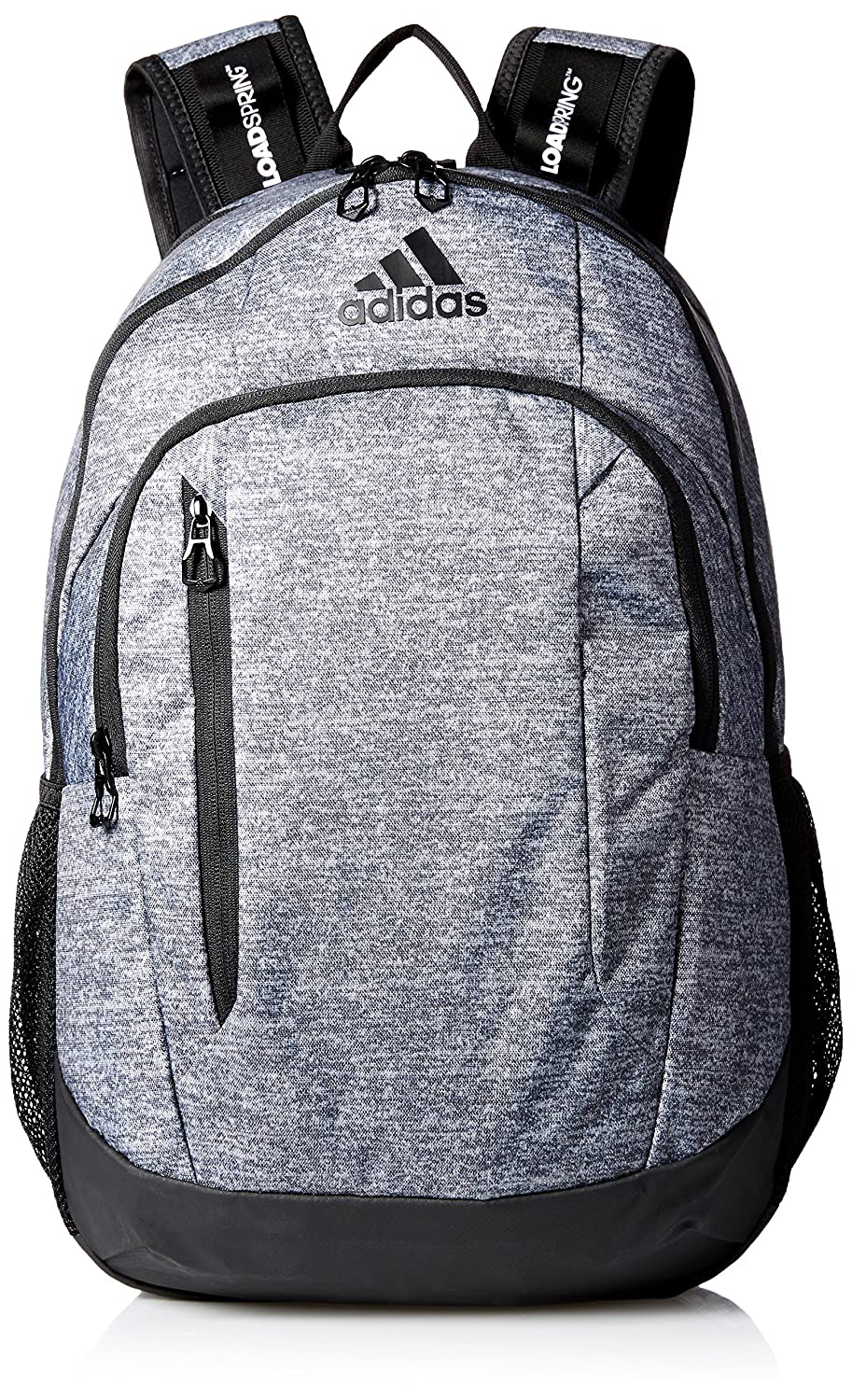 adidas Mission Backpack Black One Size Agron Inc (adidas Bags) 975699