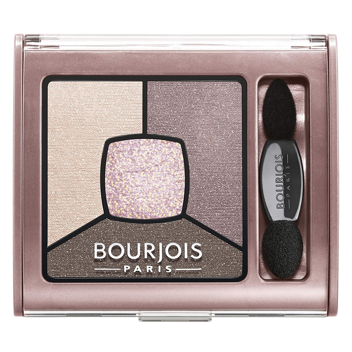 Bourjois Smoky Stories Eyeshadow 02 Over Rose 3.2g 390021