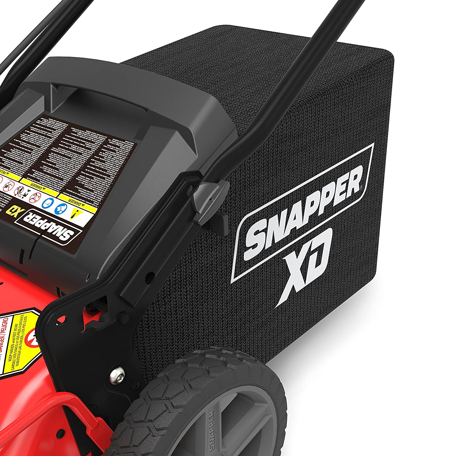 snapper review mower