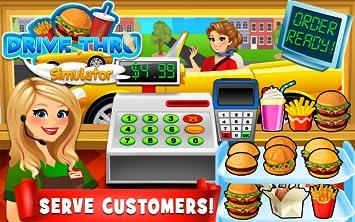 Amazon.com: Drive Thru & Drugstore Simulator - Kids Fast ...