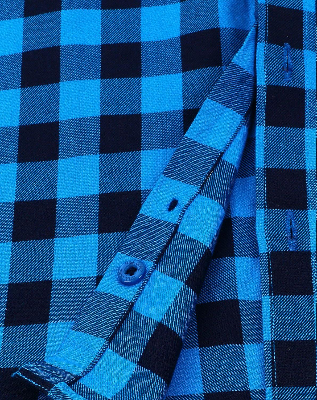 100/% algod/ón GILLSONZ GA22 vDa Camisa de manga larga para ni/ños