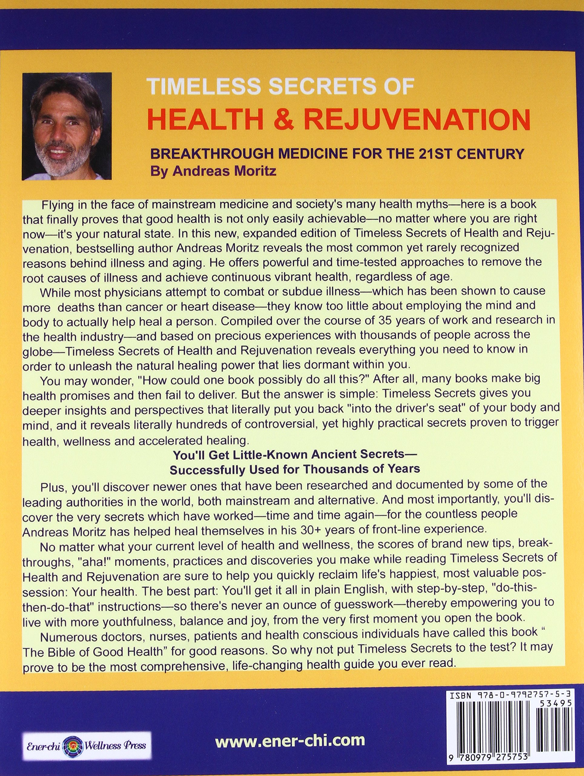 The secret of rejuvenation of the body from the Tibetan lamas 75