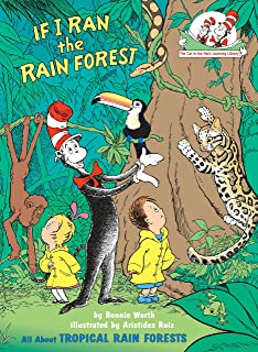 The rainforest grew all around susan k mitchell connie mclennan if i ran the rain forest all about tropical rain forests cat in the fandeluxe Images