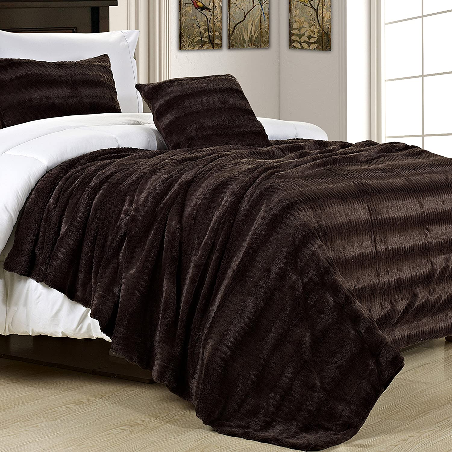 Faux Fur Duvet Cover King Size Sweetgalas