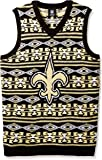Klew NFL Football 2015 Aztec Print Ugly Holiday Sweater Vest - Pick Team