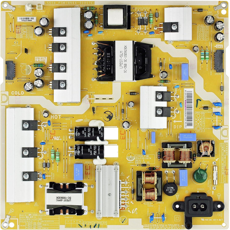 SAMSUNG UN50JU6500FXZA POWER BOARD PART# BN44-00807E