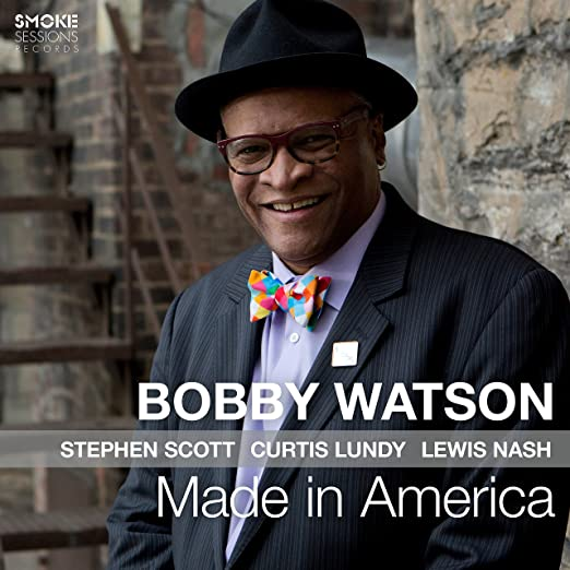 Bobby Watson - Made In America cover