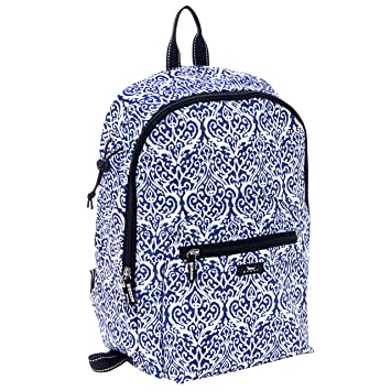128239e13e7 Amazon.com: SCOUT Big Draw Backpack School Bag, Interior Laptop Sleeve,  Padded & Adjustable Straps, Water Resistant, Zips Closed, Royal Highness:  MT BAKER ...