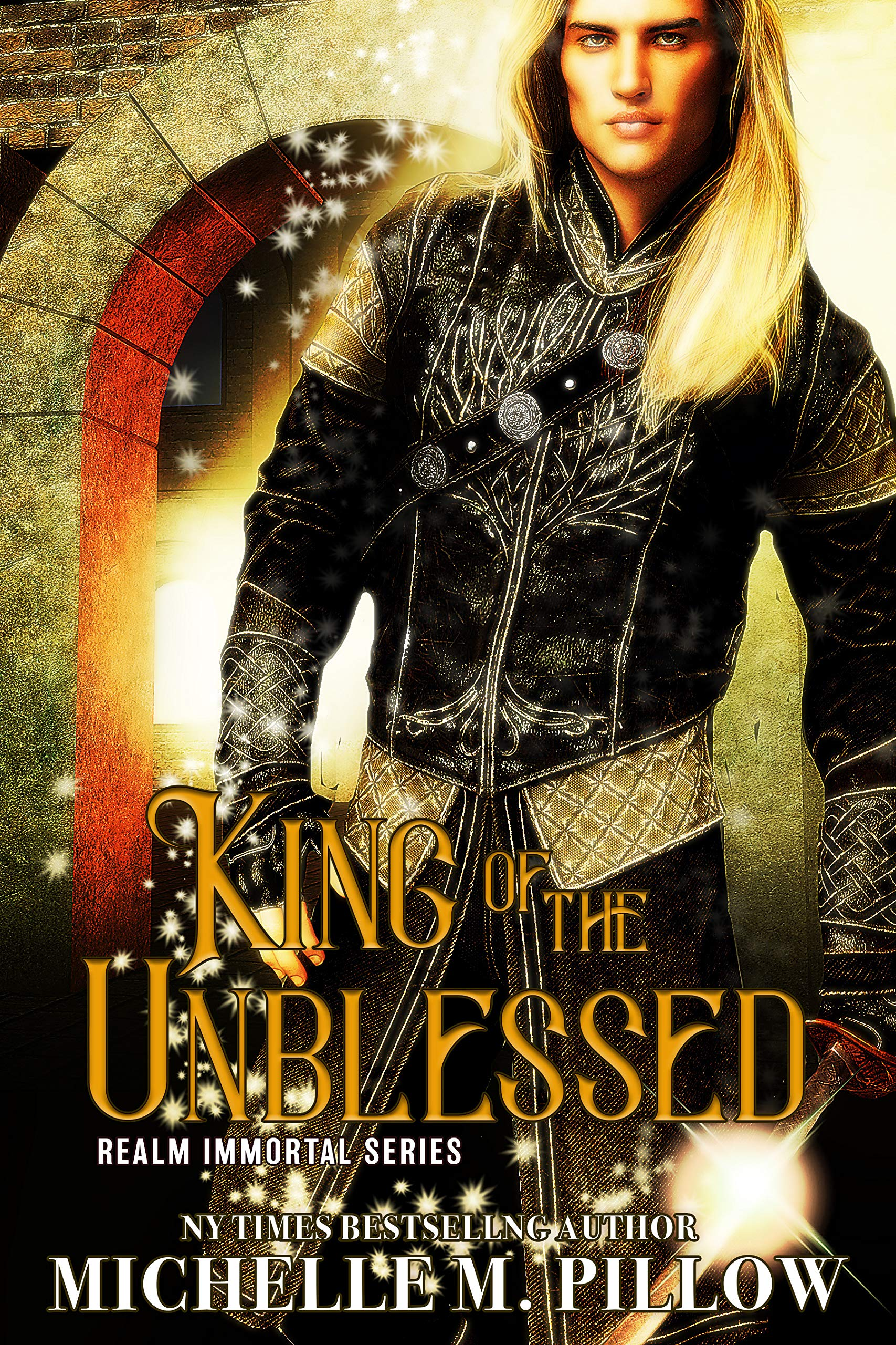 King Of The Unblessed  Realm Immortal Series Book 1   English Edition