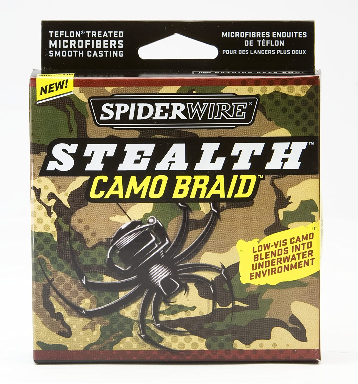 【お1人様1点限り】 SpiderwireステルスBraid 迷彩 300-yardスプール 300-Yard 6/1 Spool, 300-Yard 6/1 Pound/Diameter 迷彩 B001H30ZEK, キタシタラグン:56522709 --- a0267596.xsph.ru