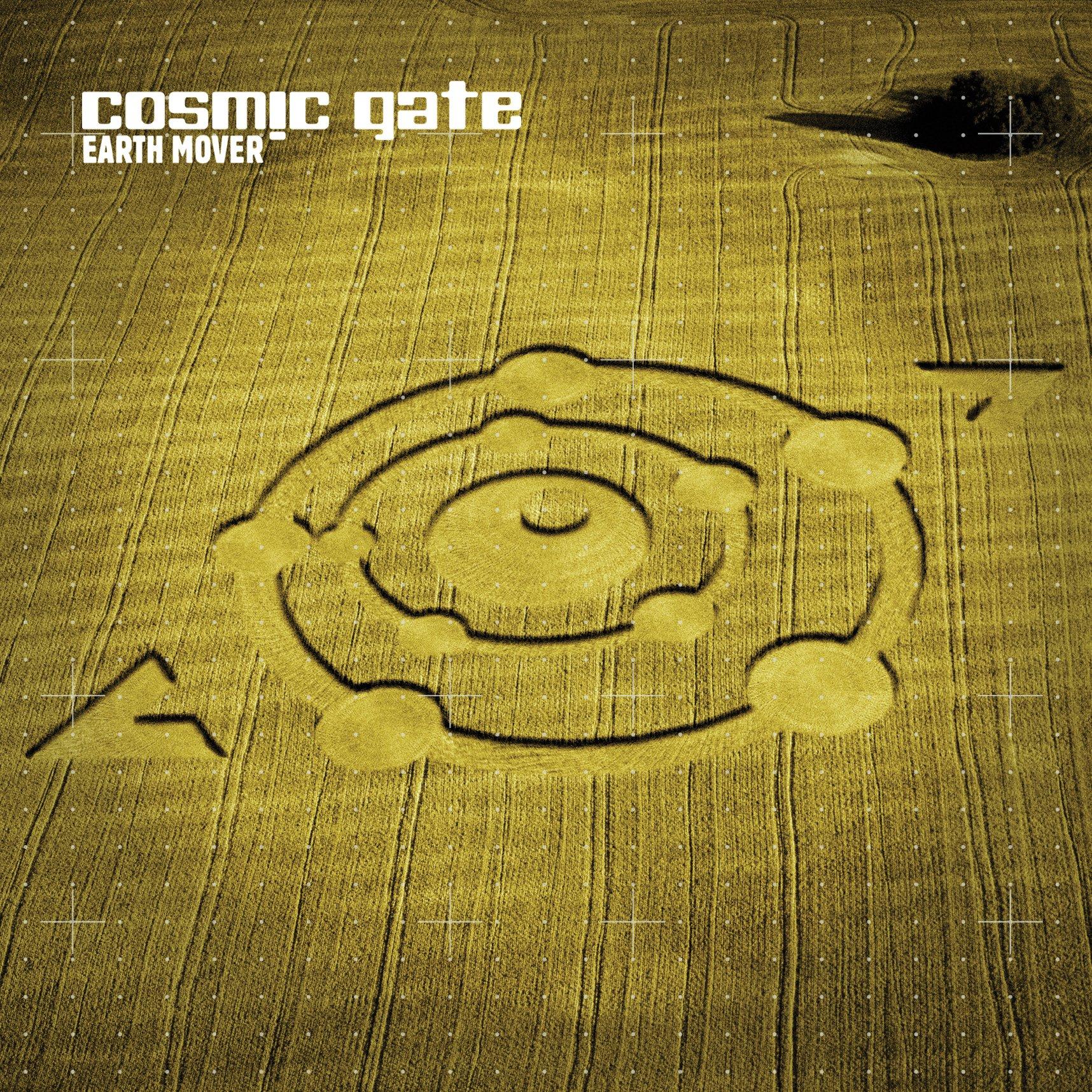 CD : Cosmic Gate - Earth Mover (CD)