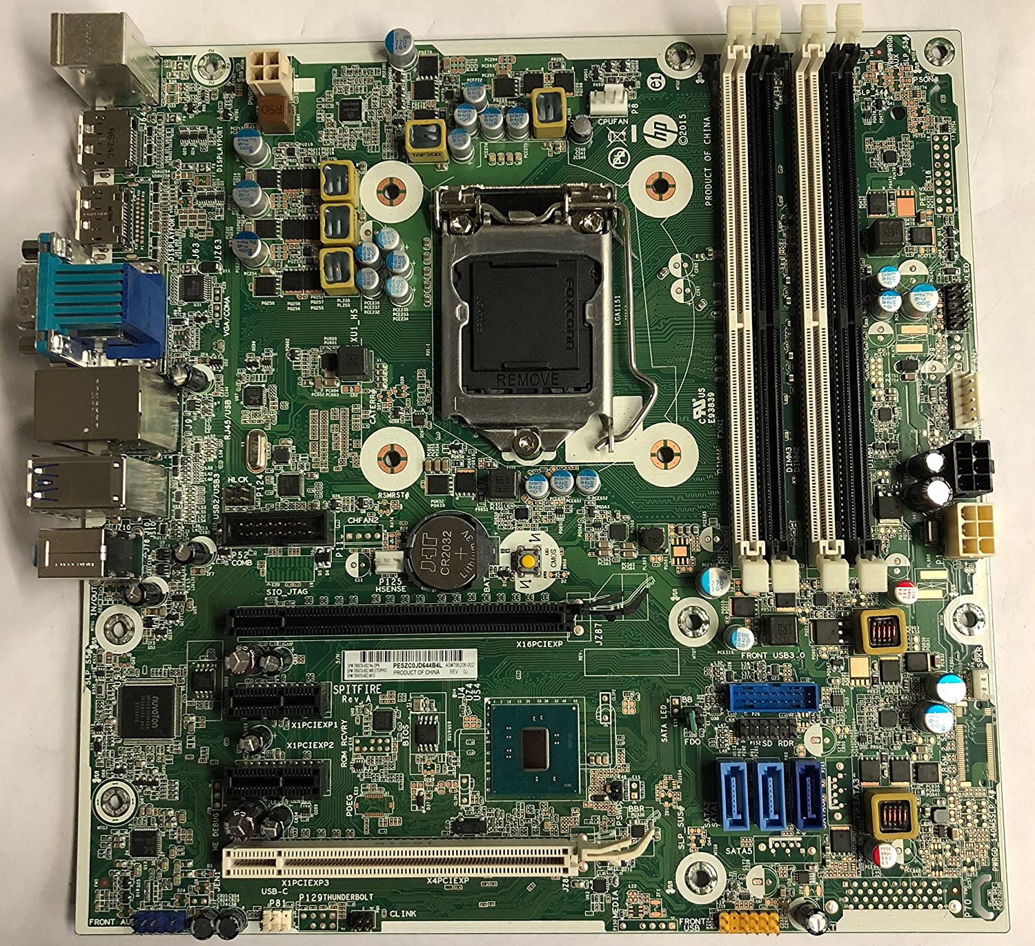 HP 795970-002 Motherboard (system processor board) - For the EliteDesk 800 G2 - For use in Small Form Factor (SFF) PC`s