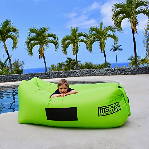 Fabulous Amazon Com Mad Grit Best Inflatable Sofa Best Air Lounger Machost Co Dining Chair Design Ideas Machostcouk