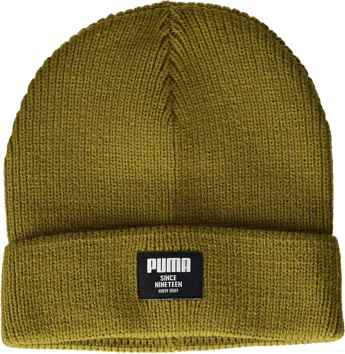 PUMA Ribbed Classic Bonnet Mixte