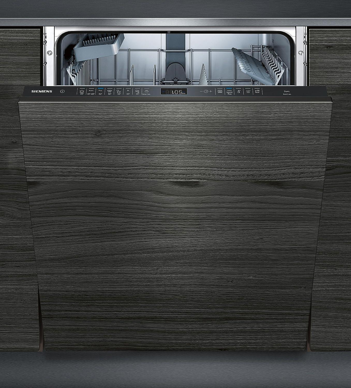 Siemens iQ500 SN658D02IE lavavajilla Totalmente integrado 13 ...