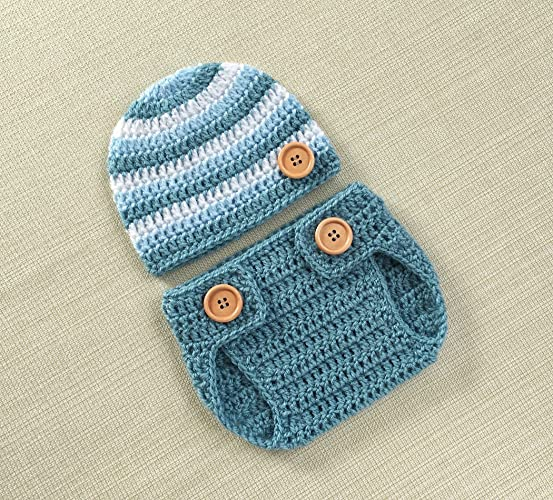 Amazoncom Baby Boy Photo Outfit Newborn Photography Props Costume