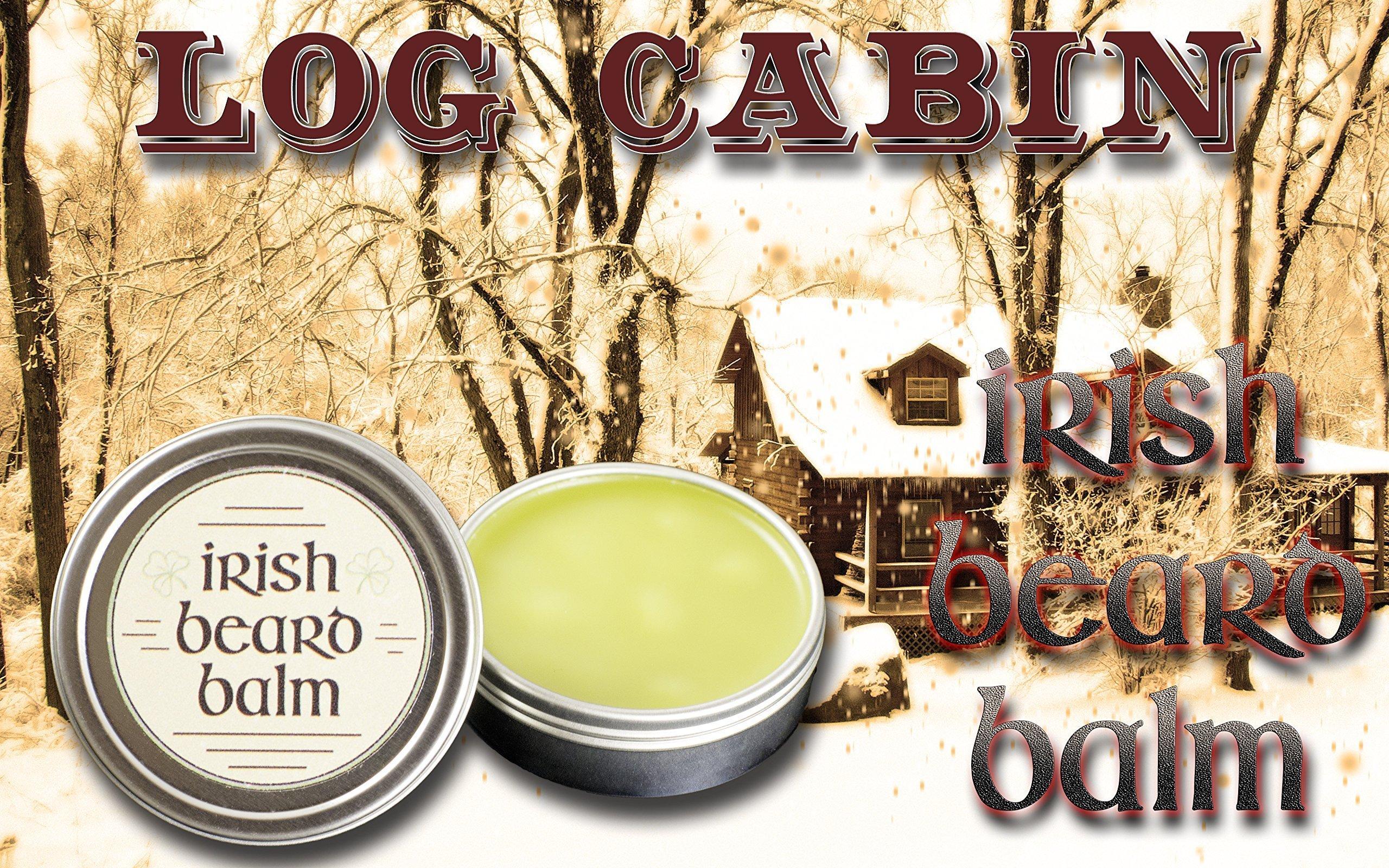 Irish beard balm Log Cabin by Irish beard balm