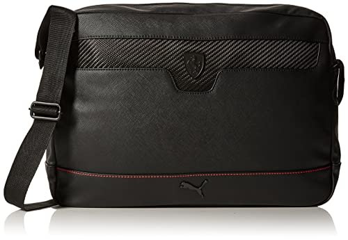 81bee1fc142d Puma Men s Ferrari Ls 074204 Organizer Clutch Black black (Black) One Size   Amazon.co.uk  Shoes   Bags