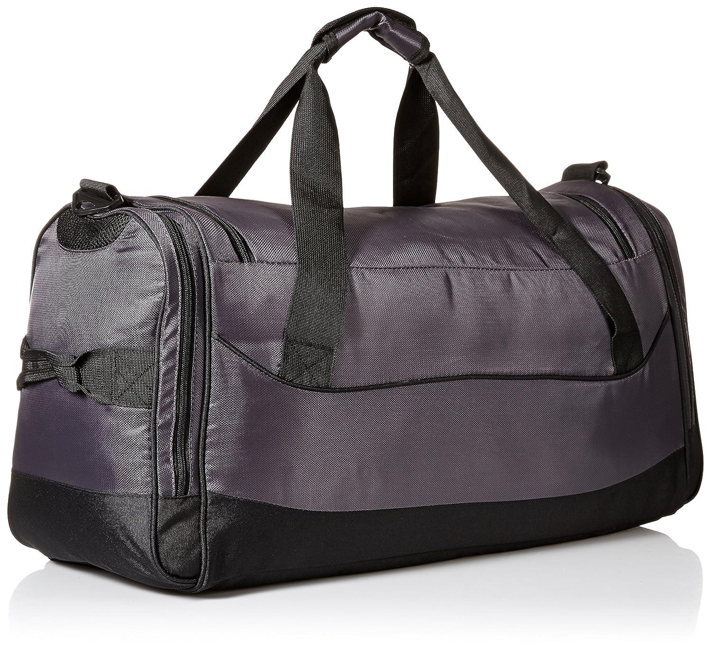 04fc17364f Amazon.com: ASICS Edge Ii Medium Duffle, Black/Black, One Size: Sports &  Outdoors
