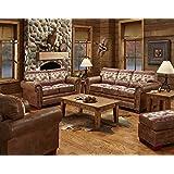 American Furniture Classics 4-Piece Deer Valley Sleeper Sofa
