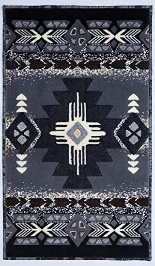 Amazon Com Southwest Native American Indian Door Mat Area Rug