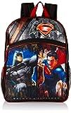 Warner Bros Batman Vs. Superman Backpack, Grey/Black (Multi) - BSCF13ZA