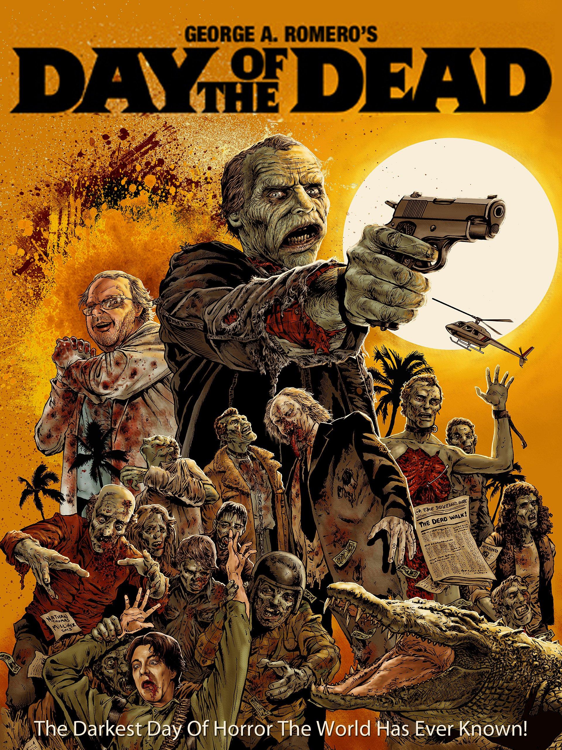 Amazon.com: Day Of The Dead: George A. Romero: Amazon Digital ...