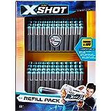 X-Shot Excel Universally Compatible Foam Darts Refill Pack (100 Darts) by ZURU