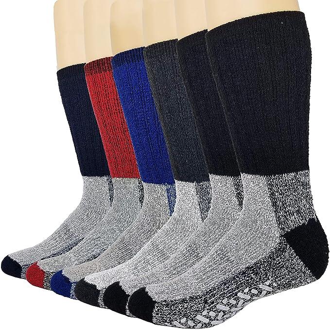 Amazon.com: Debra Weitzner calcetines térmicos para hombre y ...