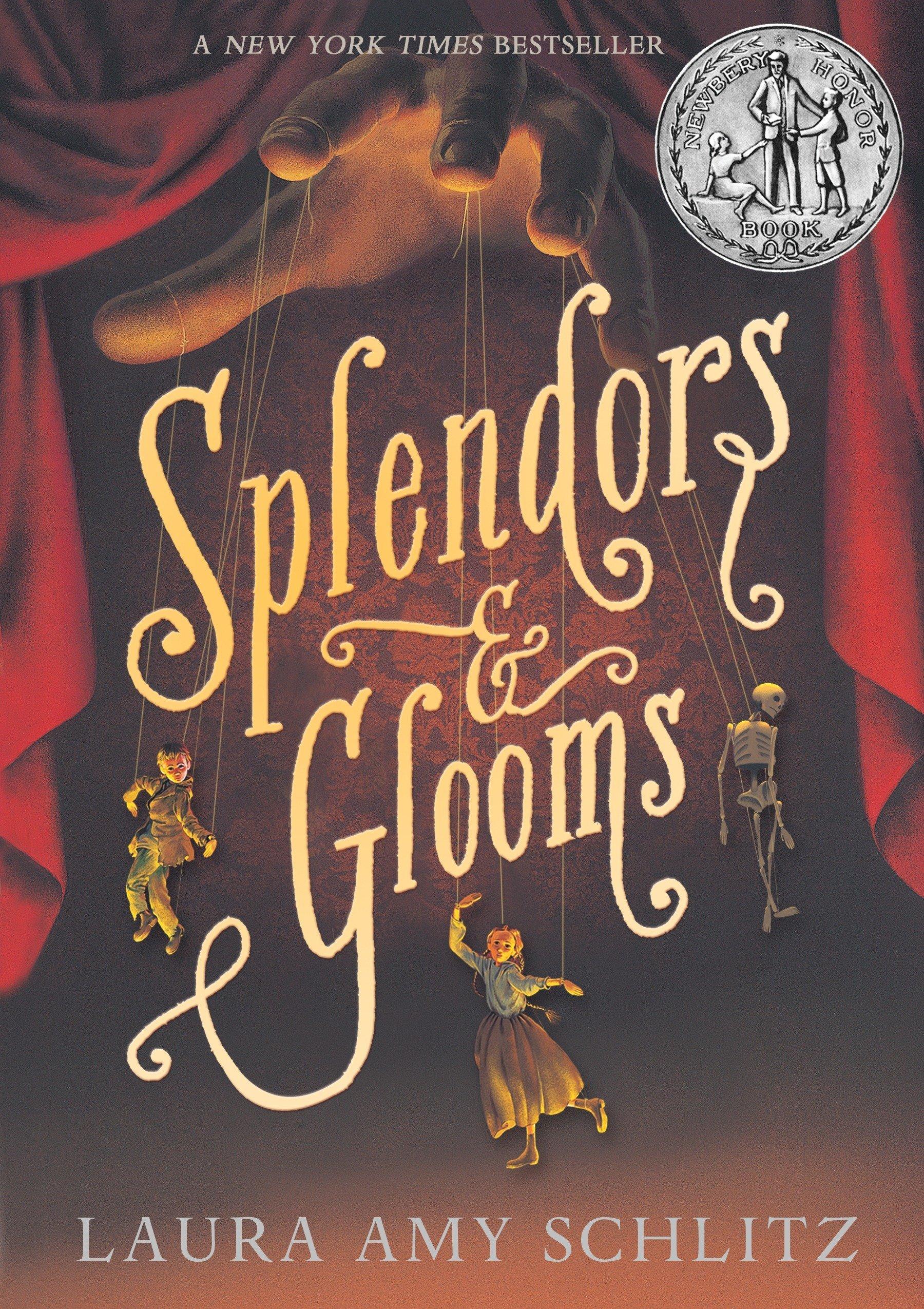 Splendors and Glooms: Laura Amy Schlitz: 9780763669263: Amazon.com: Books