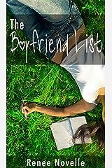 The Boyfriend List (Boyfriend Book Book 1) Kindle Edition