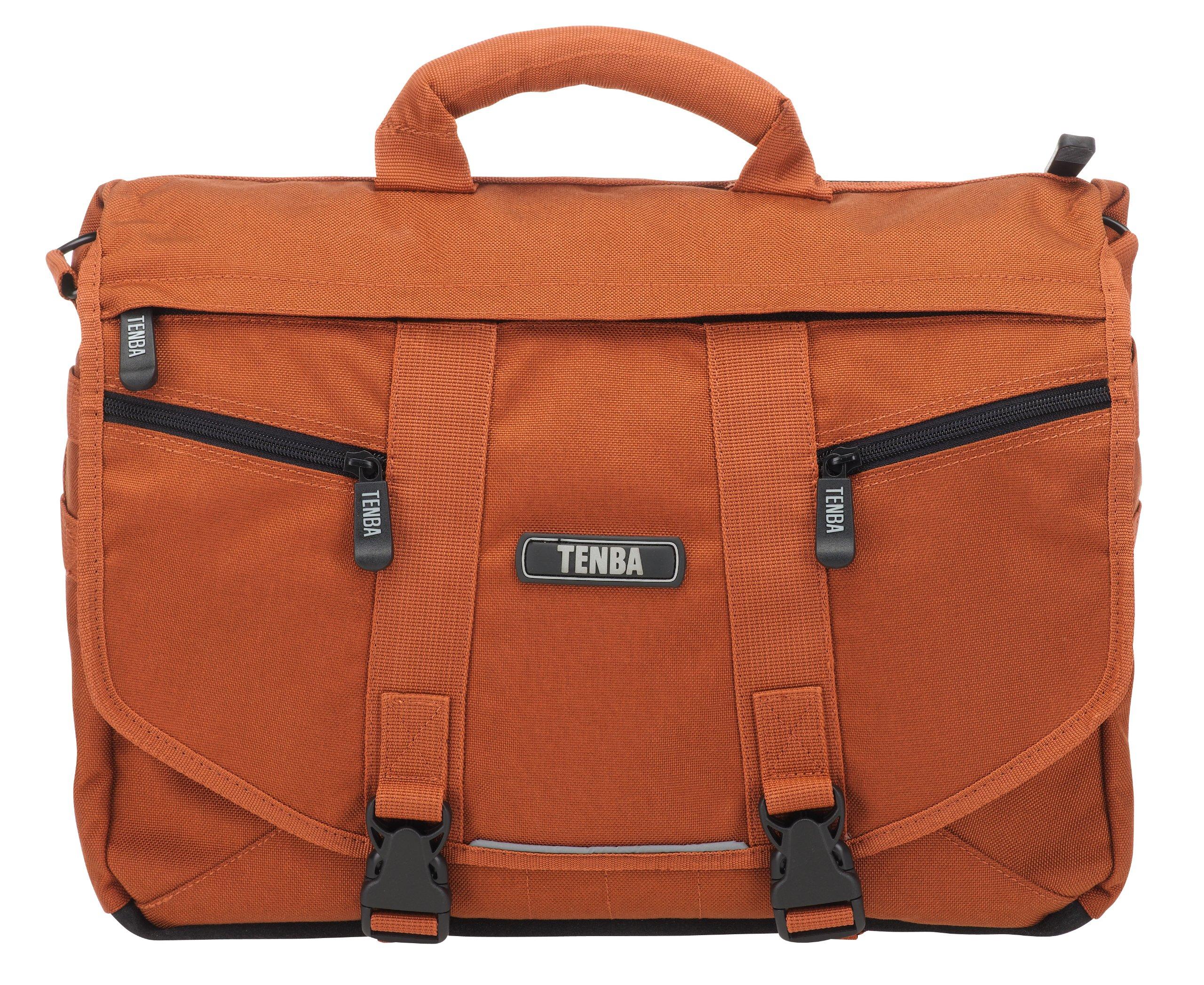 Tenba Messenger Mini Photo/Laptop Bag - Orange (638-364)