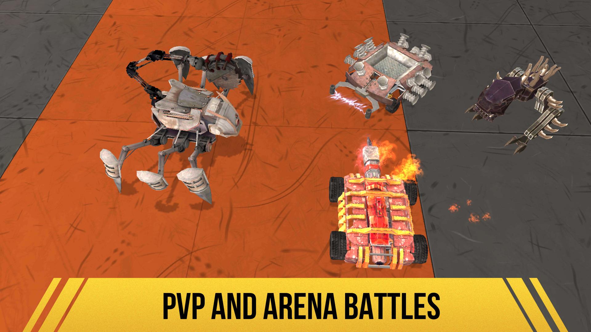 Robot Fighting 2 Minibot Battle 3d Amazon Com Au