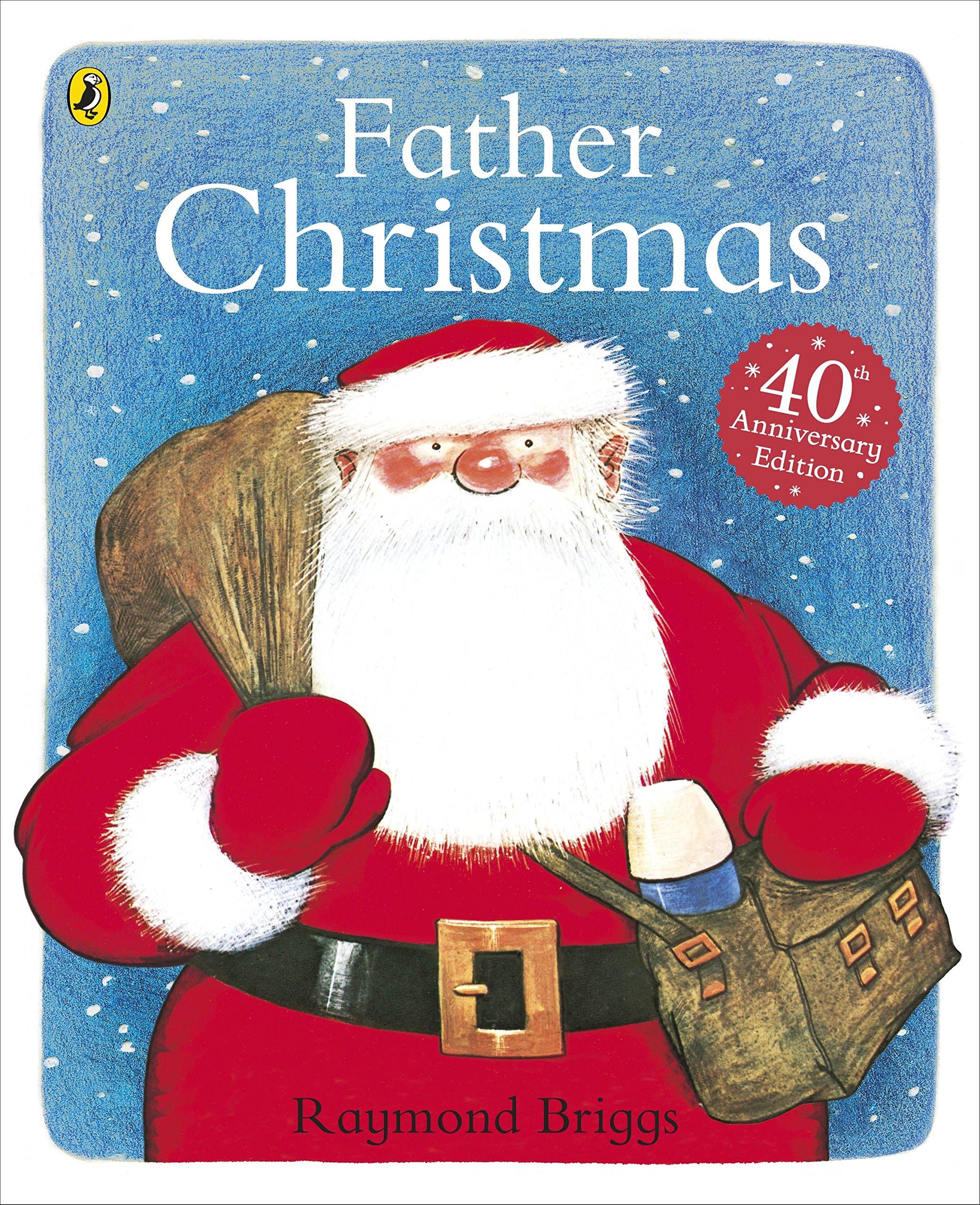 father christmas raymond briggs 9780723277972 amazoncom books