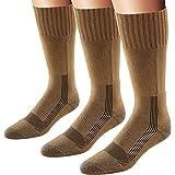 Fox River Military Wick Dry Maximum Mid Calf Boot Sock (3-Pack)