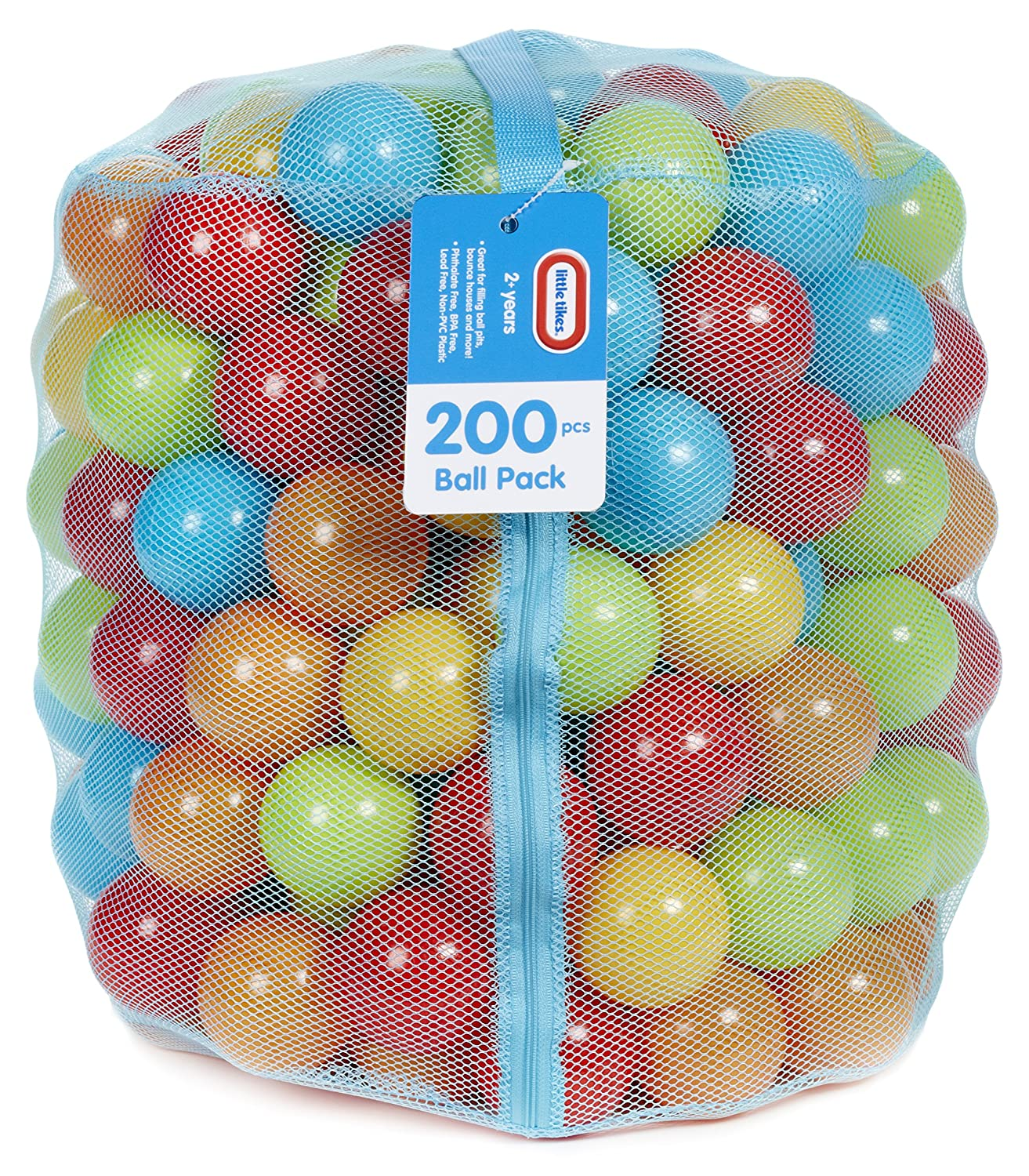 Little Tikes Ball Pit Balls (200 Piece) MGA Entertainment 643729