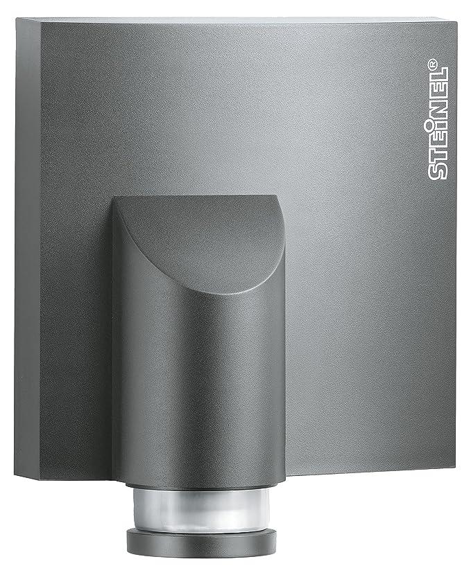 Steinel IS NM 360 609214 - Detector de movimiento infrarojo con 360° ángulo de detección y max. 8 m alcance, Sensor de movimiento para dentro y fuera, ...