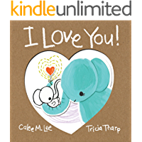 I Love You! (Xist Children's Books) (English Edition)