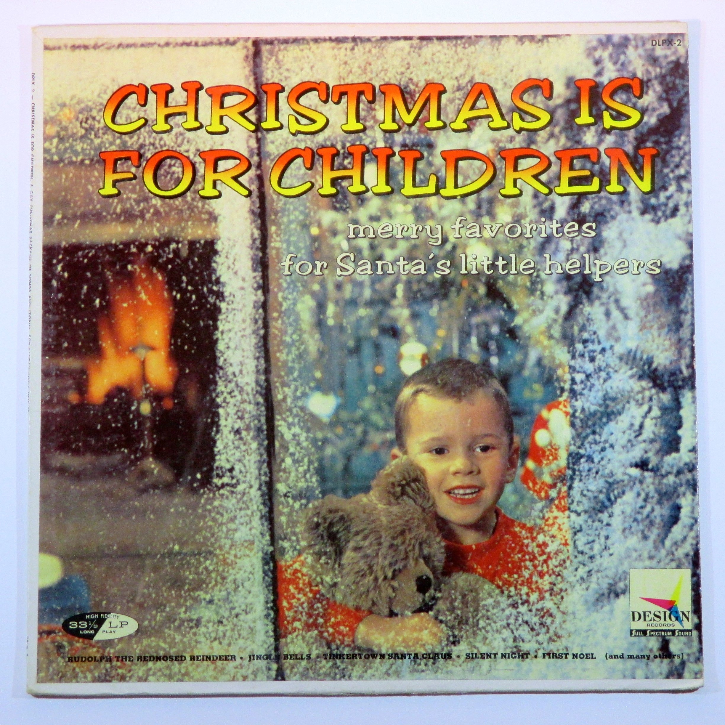 Christmas Is for Children: A Gay Christmas Package of Songs and Stories for Santa's Little Helpers