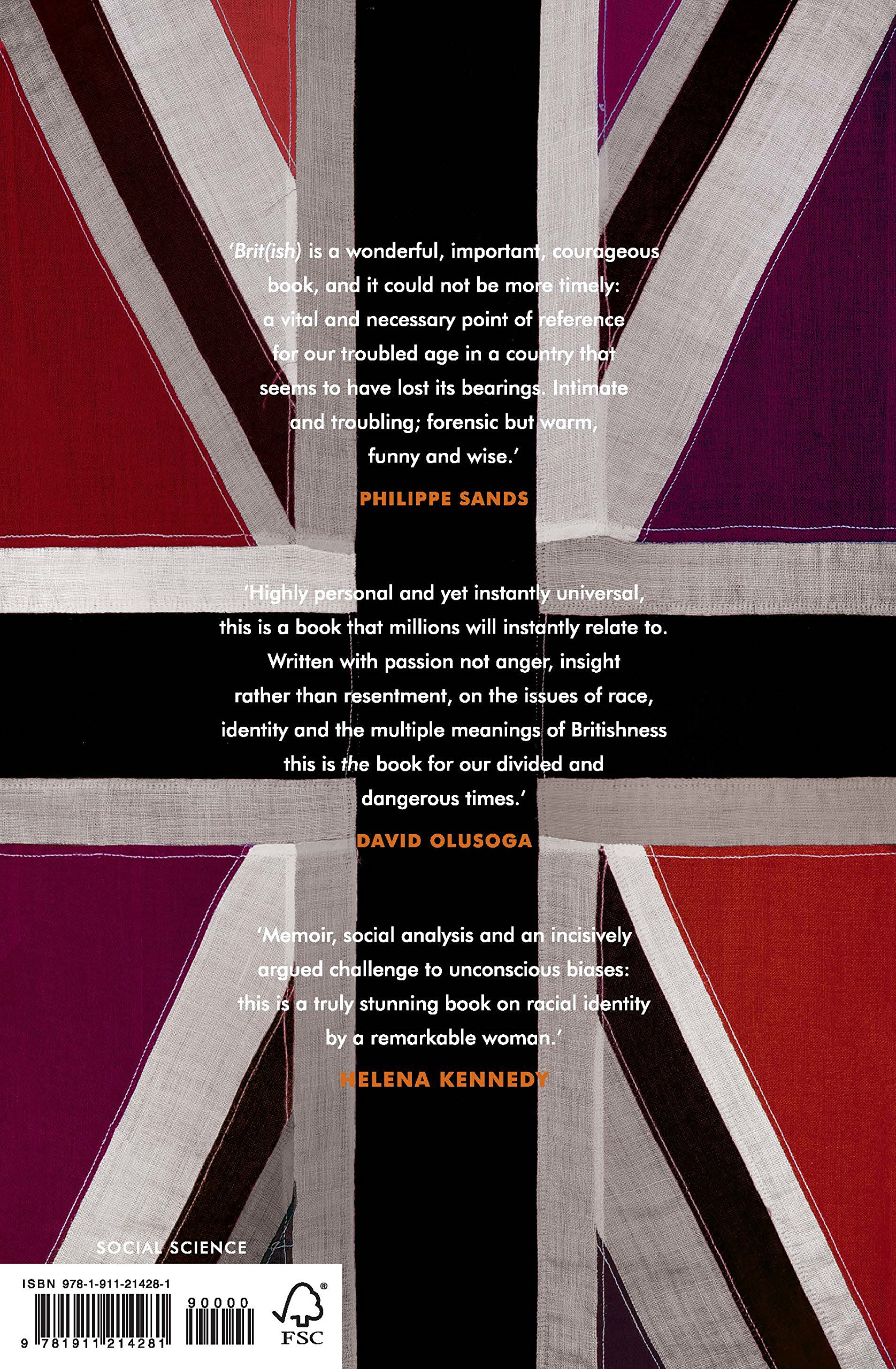 British On Race Identity And Belonging Amazonde Afua Hirsch