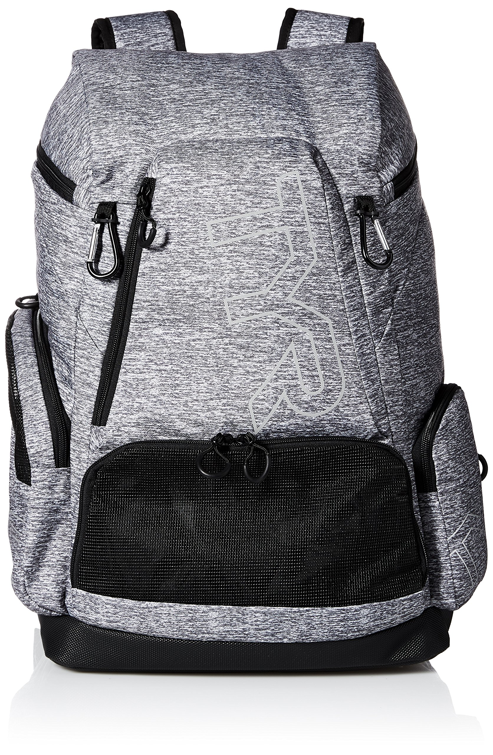 TYR Alliance 45 Liter Backpack, Heather Grey