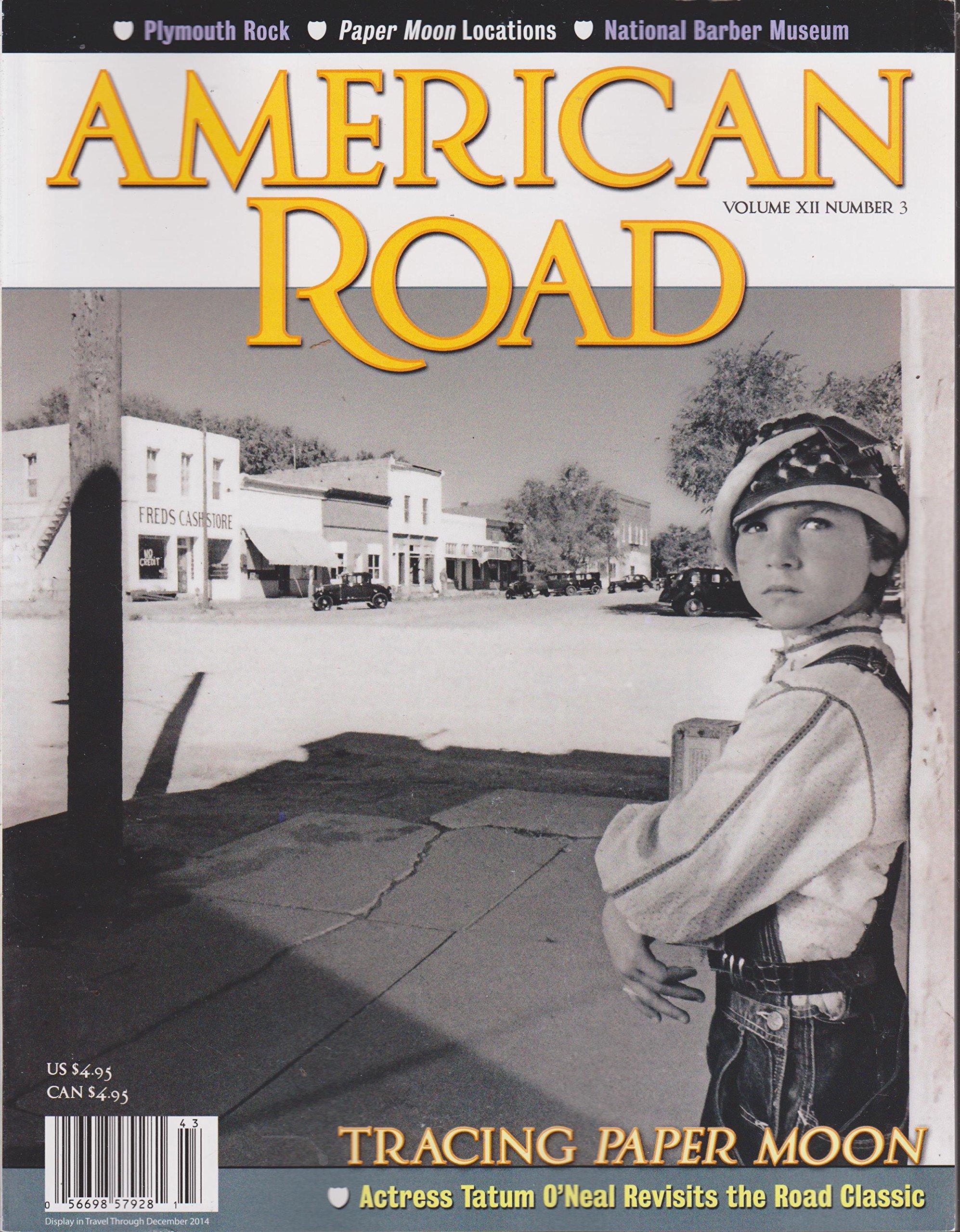 Read Online American Road Magazine Autumn 2014 pdf epub