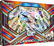 Pokemon TCG: 2017 Lycanroc Gx Box with 1 Foil Lycanroc Gx Card