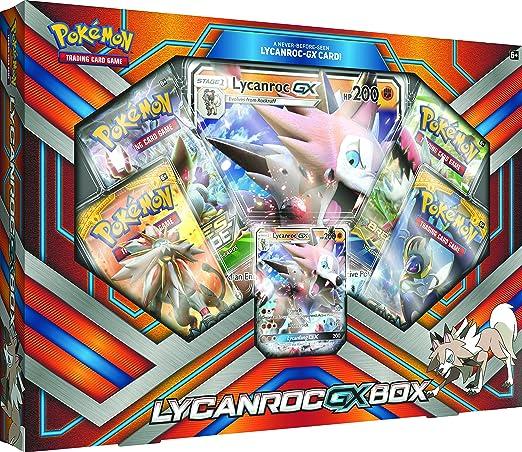 11 opinioni per Pokemon- Scatola gioco Lycanroc-GX 290-80281