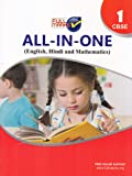 All-in-One(English,Hindi and Mathematics) class 1