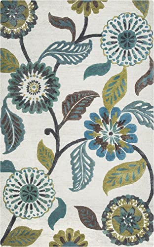 Rizzy Home EDHEH864200371014 Hand Tufted Area Rug