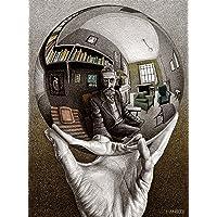 Buffalo Games - M.C. Escher - Rompecabezas (1000 Piezas)