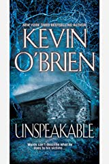 Unspeakable Kindle Edition